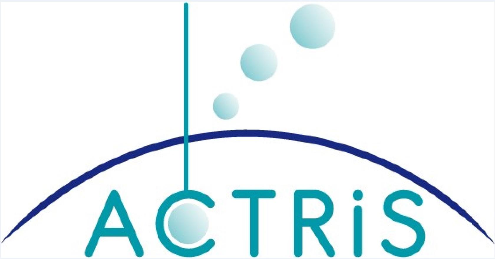 ACTRIS logo