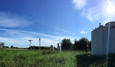 Cabauw Experimental Site for Atmospheric Research (credits A. Apituley)